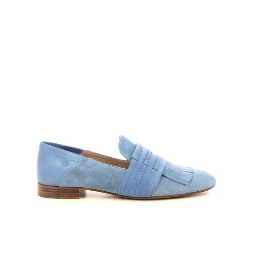 Fratelli rossetti damesschoenen mocassin hemelsblauw 183402