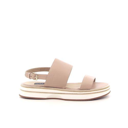 Fratelli rossetti damesschoenen sandaal poederrose 183395
