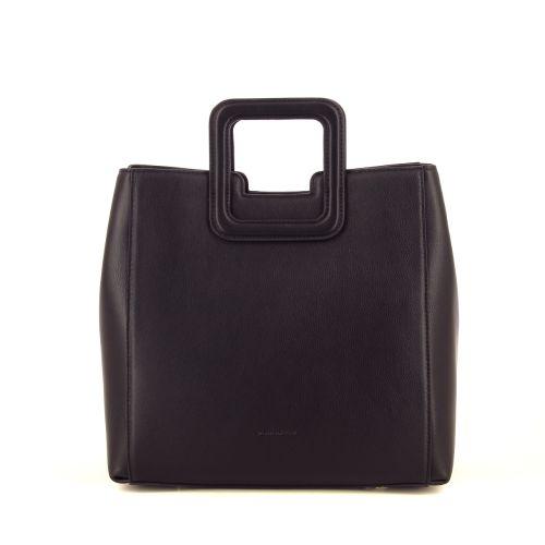 Pourchet  handtas zwart 201440