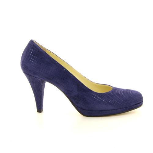 Luca renzi damesschoenen pump blauw 15179