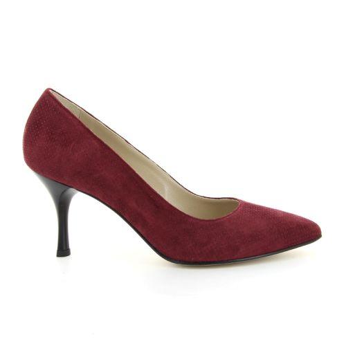 Luca renzi damesschoenen pump rood 191227
