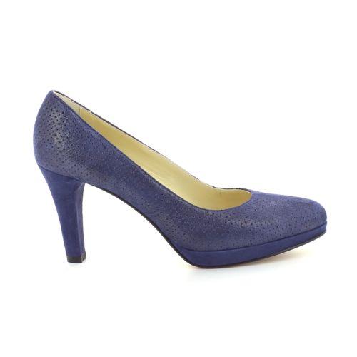 Luca renzi damesschoenen pump blauw 180584