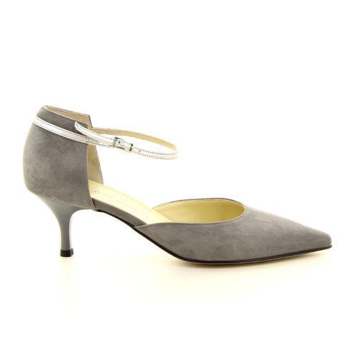 Luca renzi damesschoenen pump grijs 15159