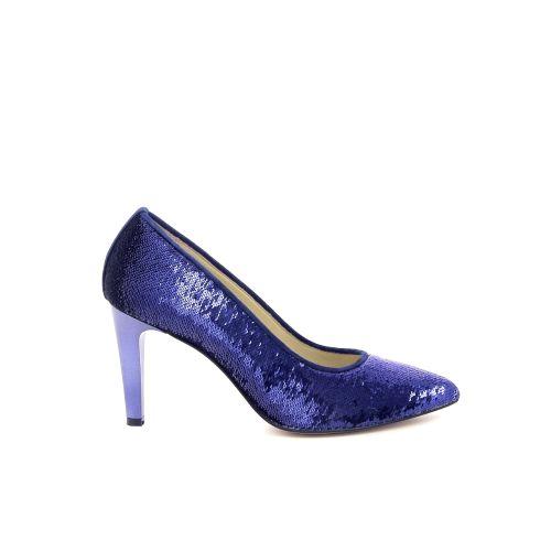 Luca renzi damesschoenen pump blauw 180591