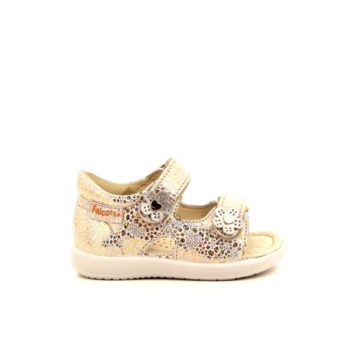 Naturino kinderschoenen sandaal goud 171038