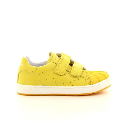 Naturino kinderschoenen mocassin geel 10927