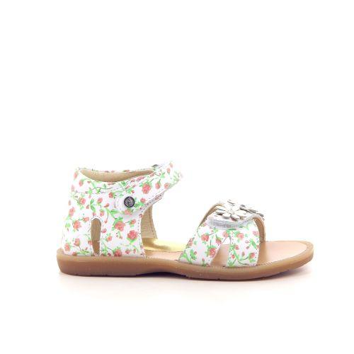 Naturino kinderschoenen sandaal wit 194335