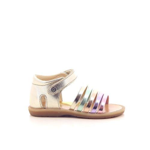 Naturino kinderschoenen sandaal goud 194334