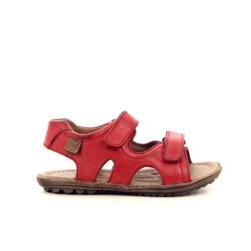 Naturino kinderschoenen sandaal rood 194329