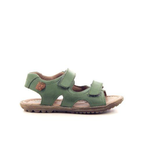 Naturino kinderschoenen sandaal groen 194329