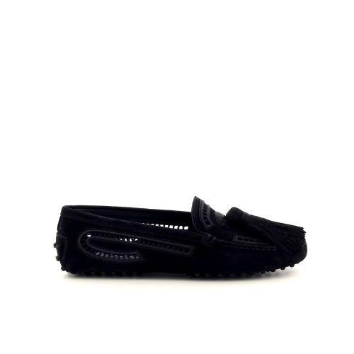 Tod's damesschoenen mocassin zwart 195042