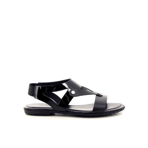 Tod's damesschoenen sandaal zwart 191692