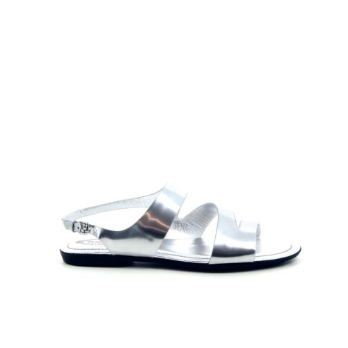 Tod's damesschoenen sandaal zilver 168648