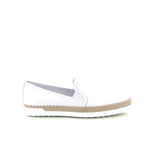 Tod's damesschoenen sneaker wit 168165