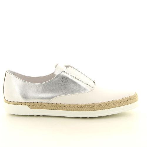 Tod's damesschoenen sneaker wit 98616