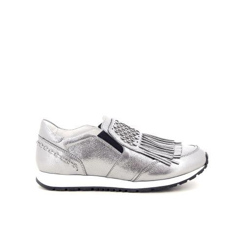 Tod's damesschoenen sneaker zilver 176053