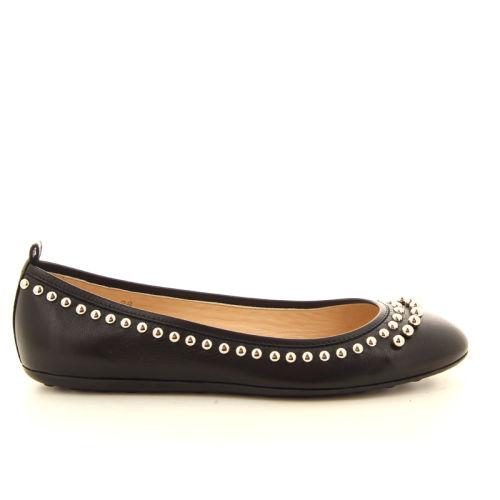 Tod's damesschoenen ballerina zwart 15245
