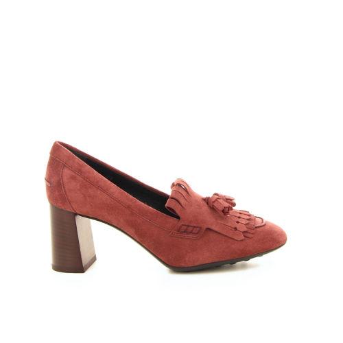 Tod's damesschoenen pump rood 18798