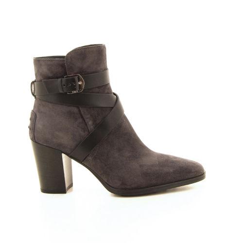 Tod's damesschoenen boots grijs 18817