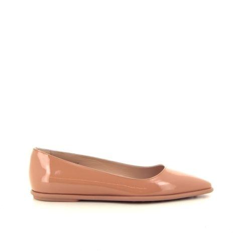 Tod's damesschoenen ballerina poederrose 168158