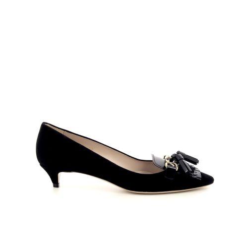 Tod's damesschoenen mocassin zwart 186992