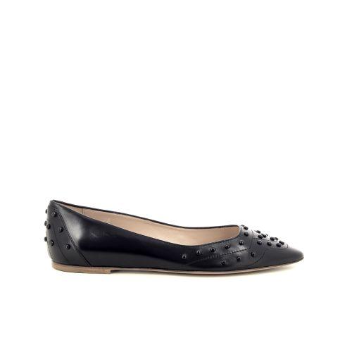 Tod's damesschoenen ballerina zwart 187011