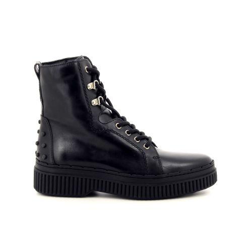 Tod's damesschoenen boots zwart 188832