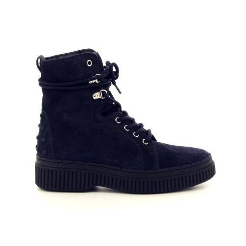 Tod's damesschoenen boots blauw 188832