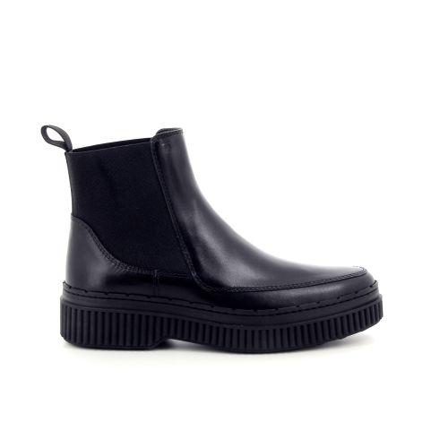Tod's damesschoenen boots zwart 178159