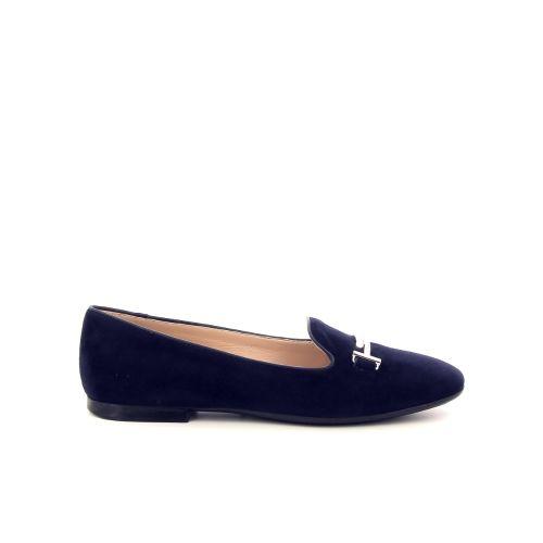 Tod's damesschoenen mocassin blauw 187007