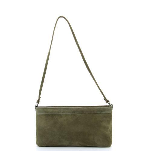Lebru tassen handtas groen 15734