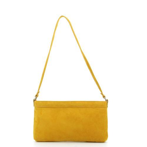 Lebru tassen handtas geel 15731
