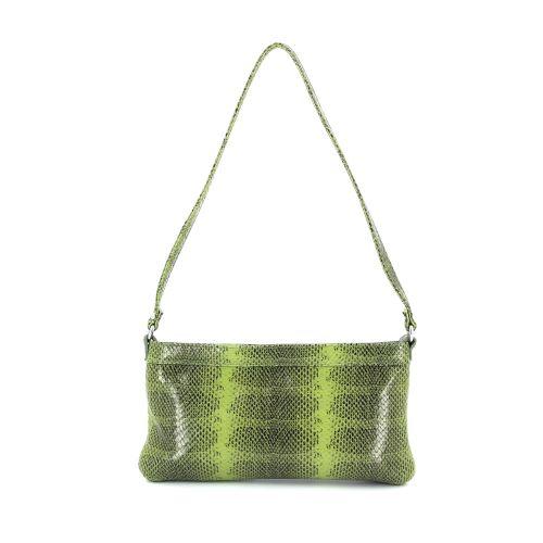 Lebru tassen handtas groen 15731