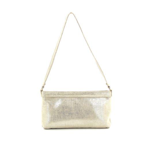 Lebru tassen handtas goud 15734