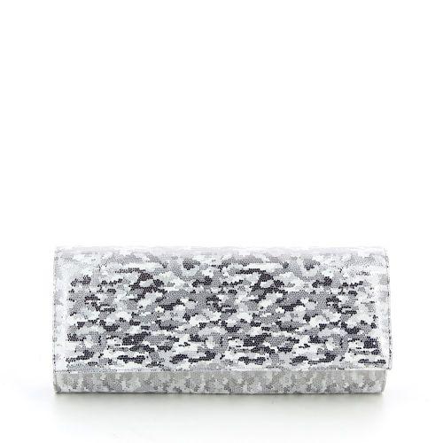 Lebru tassen handtas zilver 197123
