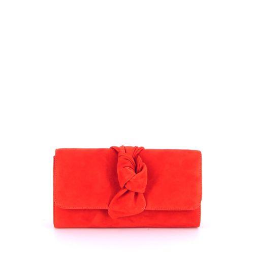 Lebru tassen handtas rood 197074