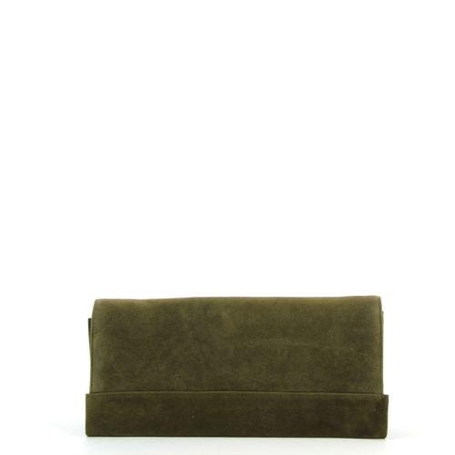 Lebru tassen handtas groen 22586