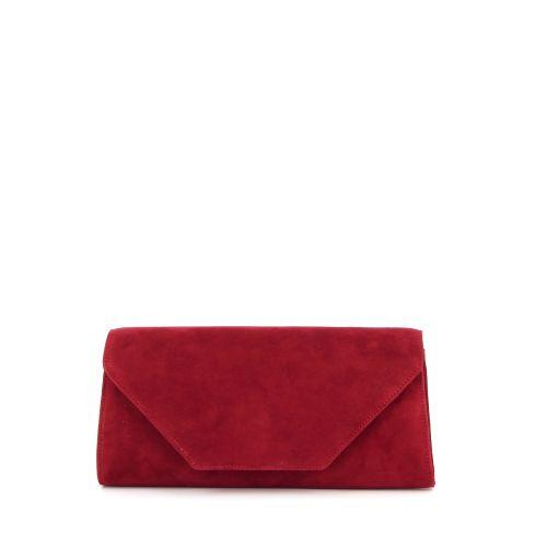 Lebru tassen handtas rood 180642