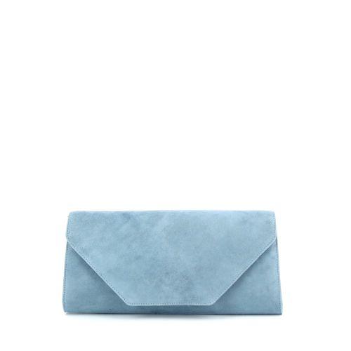 Lebru tassen handtas blauw 186430