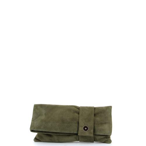 Lebru tassen handtas groen 15730