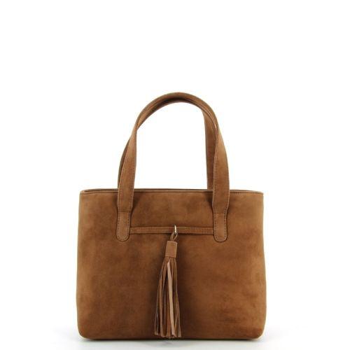 Lebru tassen handtas bruin 22551