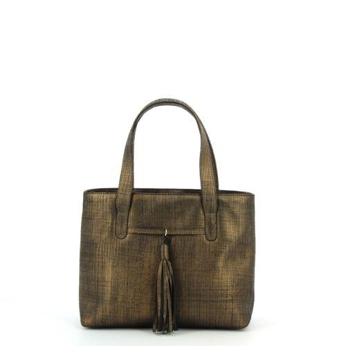 Lebru tassen handtas geel 22552
