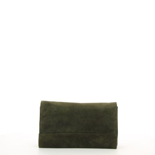 Lebru tassen handtas groen 22770