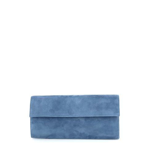 Lebru tassen handtas blauw 186589