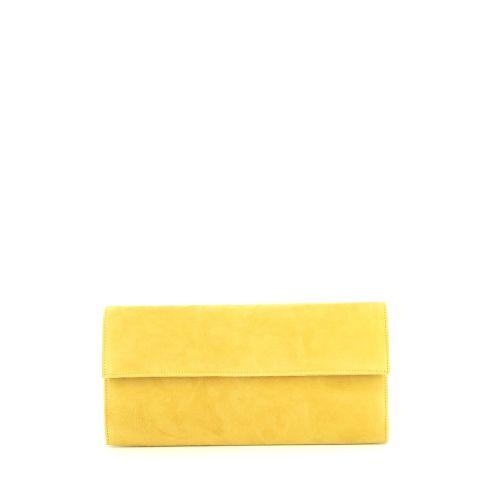 Lebru tassen handtas geel 186589