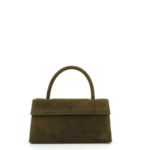 Lebru tassen handtas groen 22682
