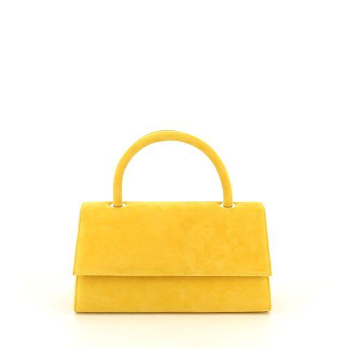 Lebru tassen handtas geel 22766