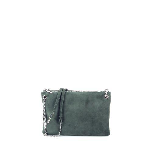 Lebru tassen handtas groen 180615