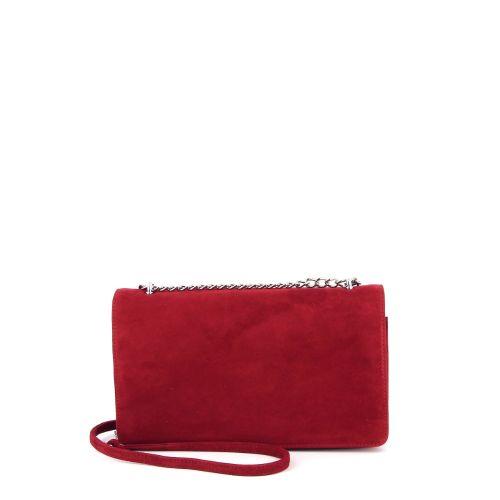 Lebru tassen handtas rood 186404