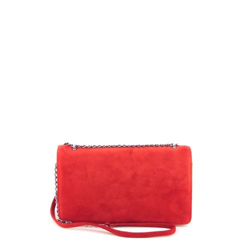Lebru tassen handtas rood 186305